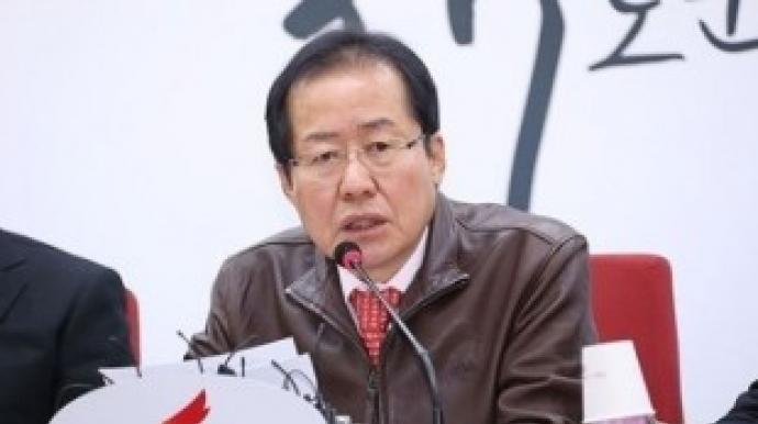 """홍준표 """"이명박, 이익 앞세우는 트럼프 ..."""