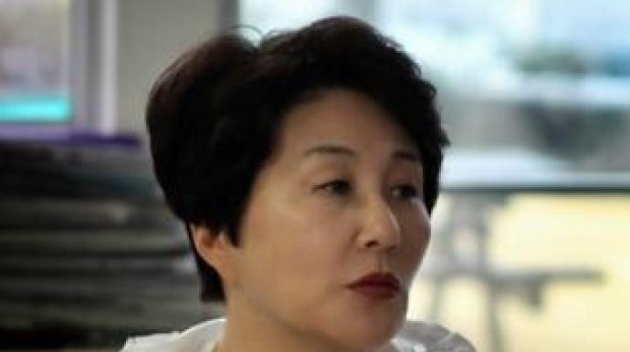 """전여옥 """"김정숙 여사, 경인선 알고 있었..."""