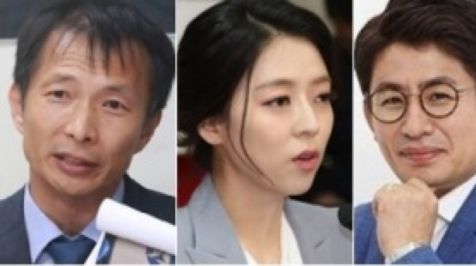 """송기호 민주당 송파을 예비후보 """"배현진..."""