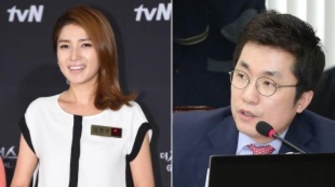 방송인 김경란-김상민 전 의원 파경…이혼...