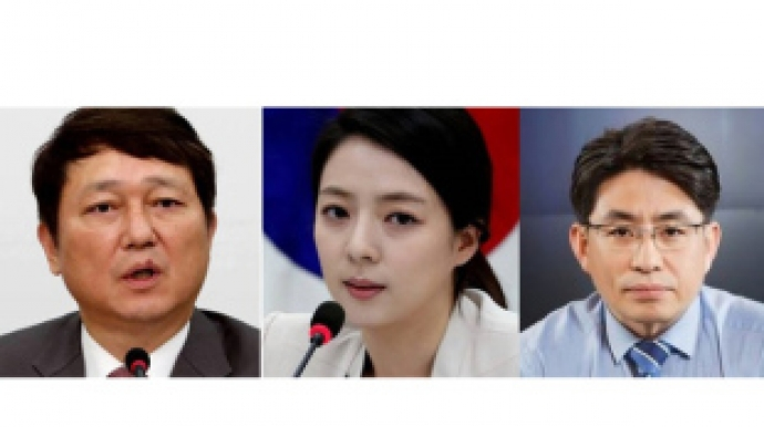 최재성 vs 배현진 vs 박종진…'최대 격전...