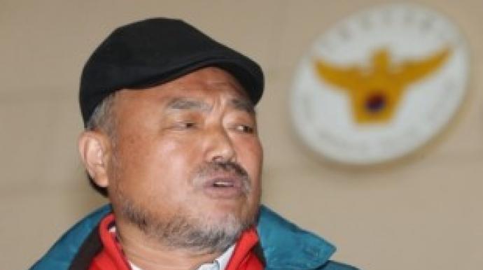 """경찰 """"김흥국 입건 맞다""""…아내 용서에..."""