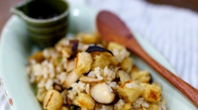 [리얼푸드] 냉장고에 넣어둔 현미밥으로 ...