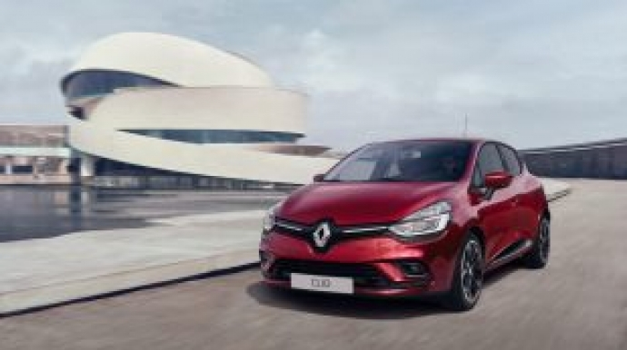 Renault Clio forays into local compact car market