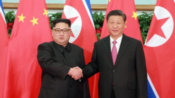 """""""중국은 한반도 평화 원하지 않아…원하..."""