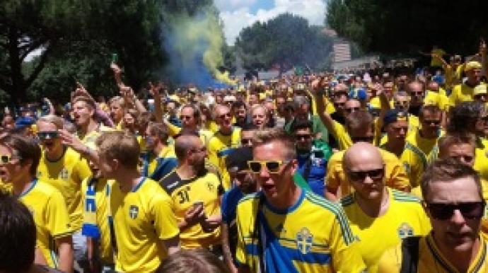 [월드컵] 3만명 vs 1500명…사실상 스웨덴...