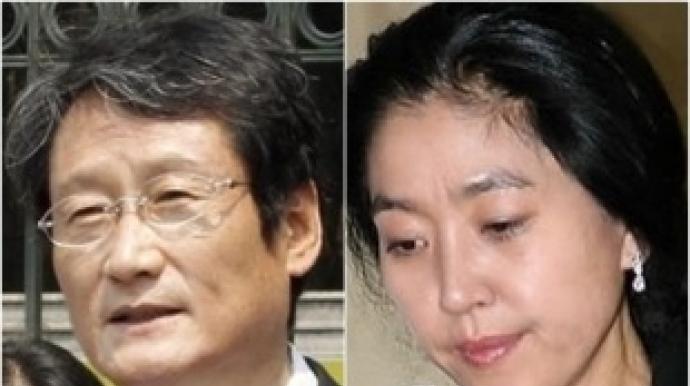 """문성근 '김부선 스캔들' 얽히자…""""어처..."""