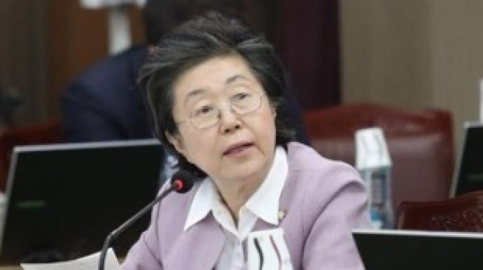 한국당 이은재, 지방선거서 올케 공천 '...