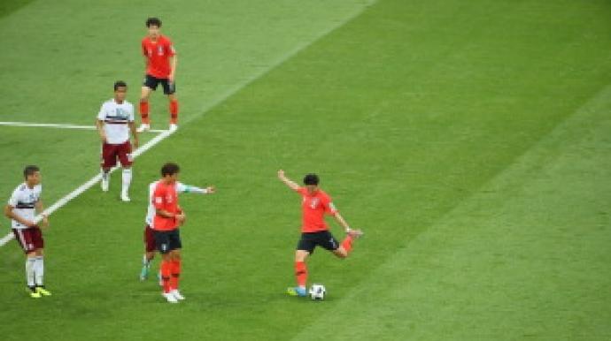 대한민국, 멕시코에 1-2 패…손흥민 만회...