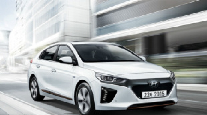 Korea's EV sales top 10,000 units in H1