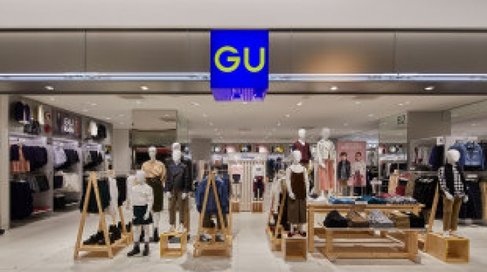 Uniqlo's sister brand GU to enter Korea in September