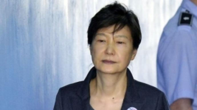 """박근혜 지지자들 """"인민재판 중단하라""""…..."""