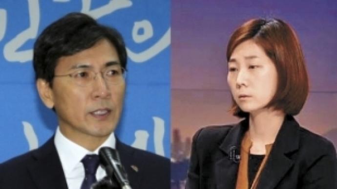 """노영희 """"김지은 언행 불일치…안희정 무..."""