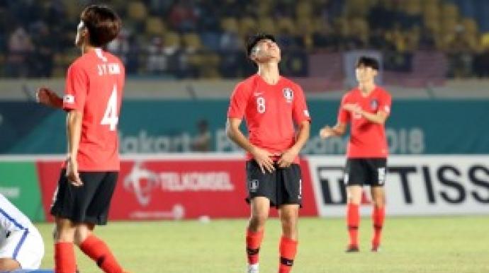 한국 말레이시아 하이라이트 보니…1-2 패...