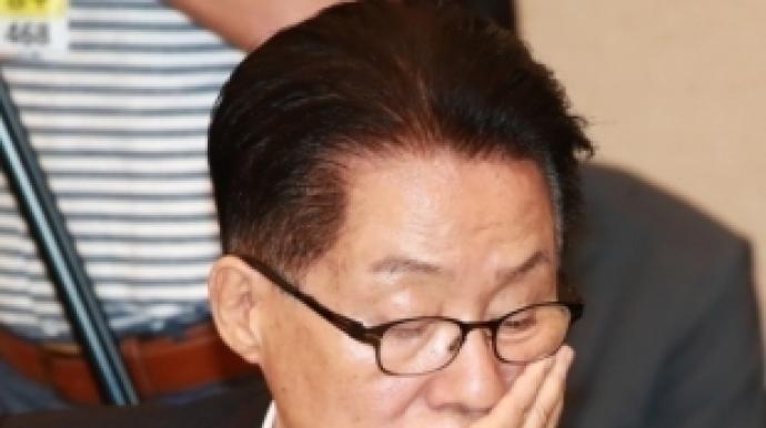 """안희정 무죄에…박지원 """"워마드가 옳았음..."""