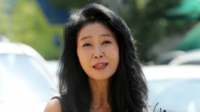 """김부선 """"문재인 대통령 연설에 소름 돋아..."""
