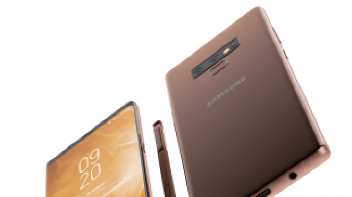 Samsung Galaxy Note 9 tops European consumer ratings