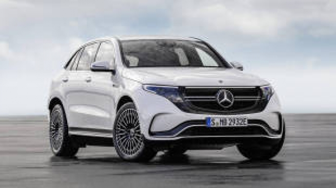 LG Chem to supply batteries for Mercedes-Benz's first EV EQC