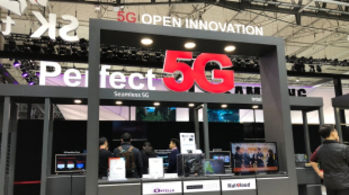 SK Telecom's LTE+5G network-aggregation tech approved by 3GPP