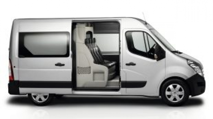 Renault Samsung launches Master van to diversify lineup
