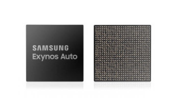 Samsung announces new automotive chip brands