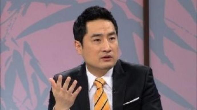 """강용석, 이재명 저격…""""혼자서 생쇼…신..."""