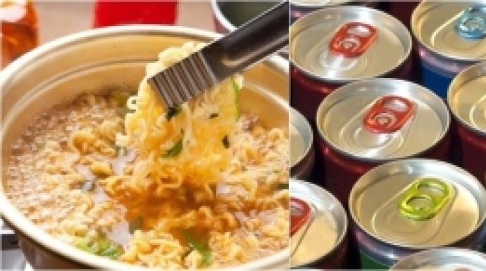 [리얼푸드] 시중 라면ㆍ음료수 중 제일 짜...