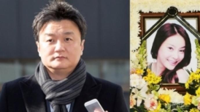 """""""장자연·임우재 35차례 연락""""…당시 담..."""