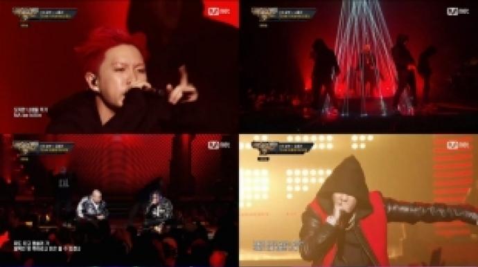 '쇼미777' 나플라, 김효은(ft. 도끼)에...