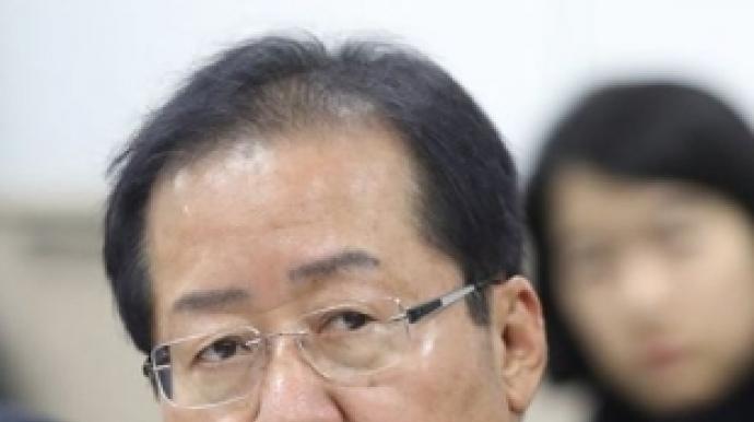 """홍준표 """"文정권, 박원순 체포할 수 있는..."""