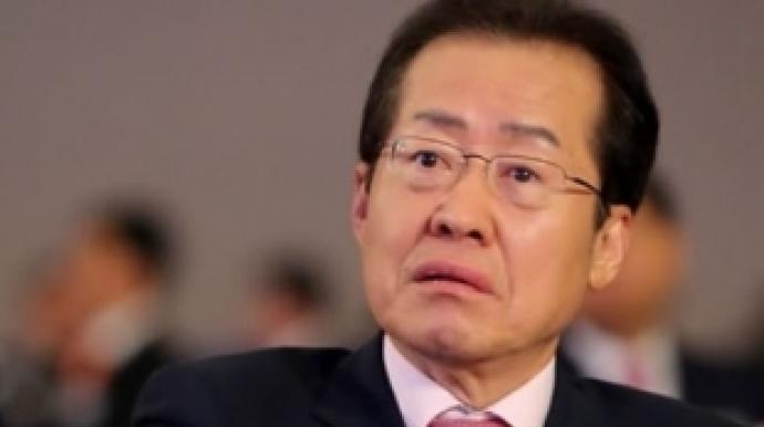 """홍준표 """"돼지 발정제 사건은 조작…좌파..."""