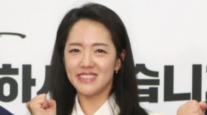 """강연재, 하태경에 """"하빨갱이, 홍준표 장..."""