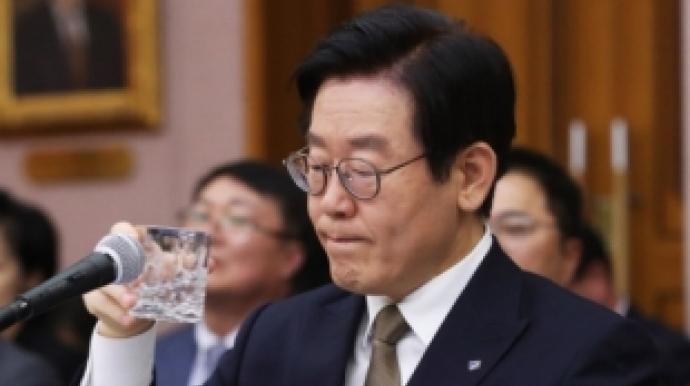 """이재명 """"죽으나 사나 민주당원, 난 바보..."""