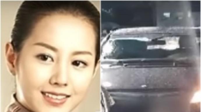 """박채경 음주운전 블랙박스 보니…""""몸 가..."""
