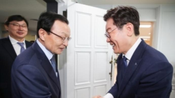 이해찬 '혜경궁 김씨 사건' 이재명 출당...