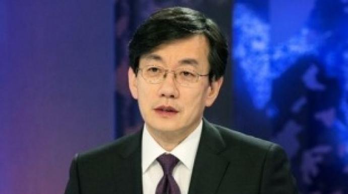 손석희, JTBC 대표이사 승진…평소처럼 '...