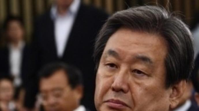 """김무성 """"유럽 정상, 美 관료에 '문재인..."""