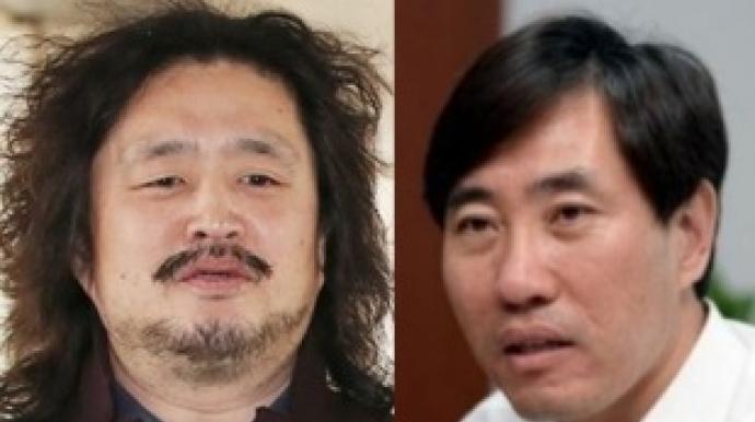 """""""혜경궁 김씨, 50대男"""" 김어준에…하태..."""
