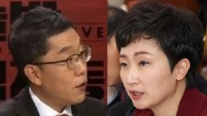 """KBS, 김제동 출연료 공개 거부…이언주 """"..."""