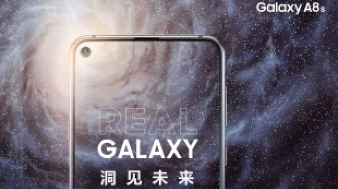 Samsung's new smartphone with Infinity O display hints at upcoming Galaxy S10