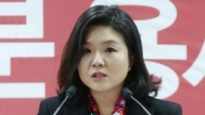 """류여해, 나경원 원내대표 선출에 """"가출하..."""