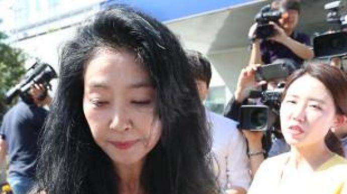 """""""그만 시달리고 싶다""""…김부선, 이재명..."""