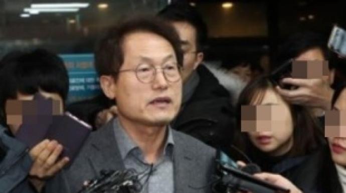 조희연, 강릉 펜션 사고 빈소 찾았지만 조...