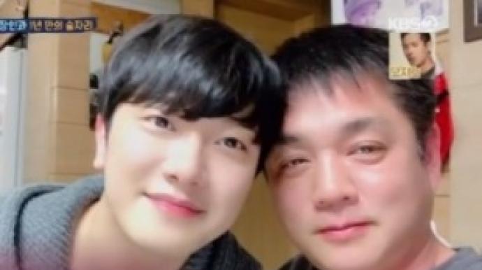 """율희 父 """"사위 최민환, 첫 만남에 혼전임..."""