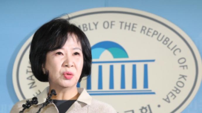 """野, '손혜원 탈당 회견' 일제 비판…""""의원..."""