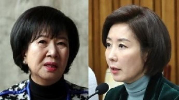 """손혜원, 나경원 겨냥 """"너무 무식…모르면..."""
