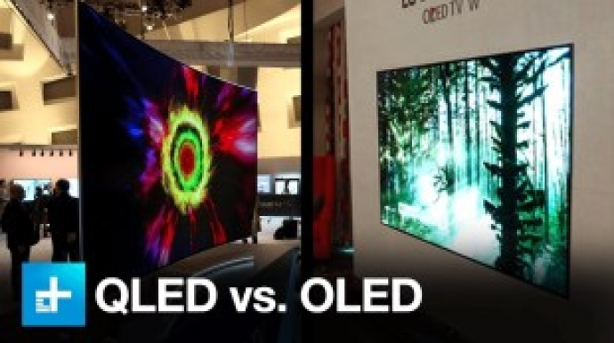 QLED TV sales outpace OLED editions in 2018