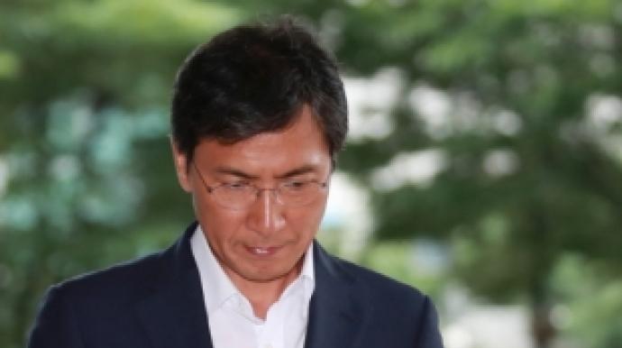 """김지은 측 """"안희정과 불륜? 예상했던 주..."""