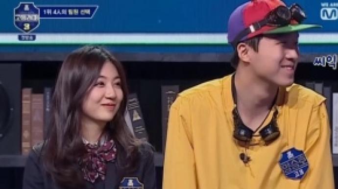 고등래퍼3 하선호, 양승호와 애정라인 풋...
