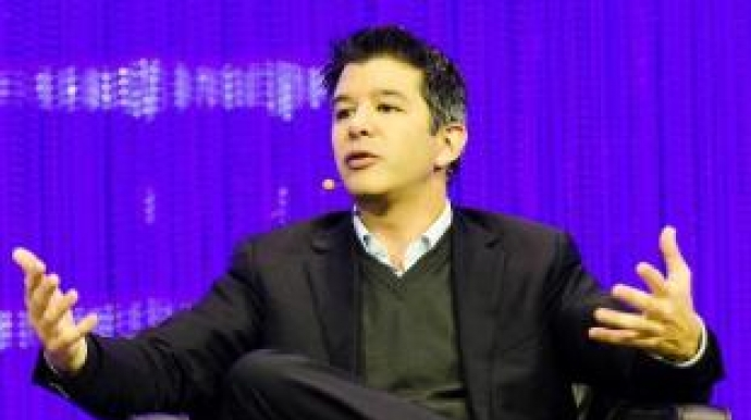 Former Uber CEO enters S. Korea with Cloud Kitchens